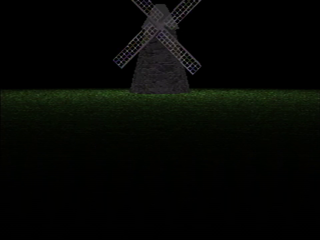The windmill, as seen fromthe TOOL Room screen